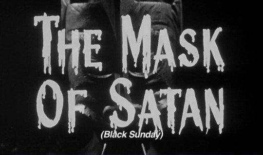 The Mask of Satan (Version Censuré)