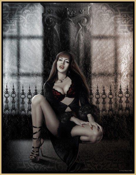 Vampire vous avez dit Vampire?
