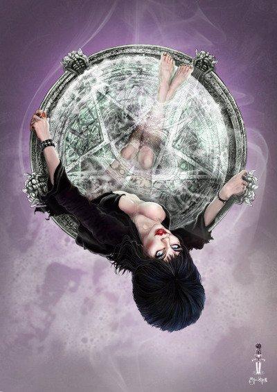 Elvira Maîtresse des Ténèbres #1