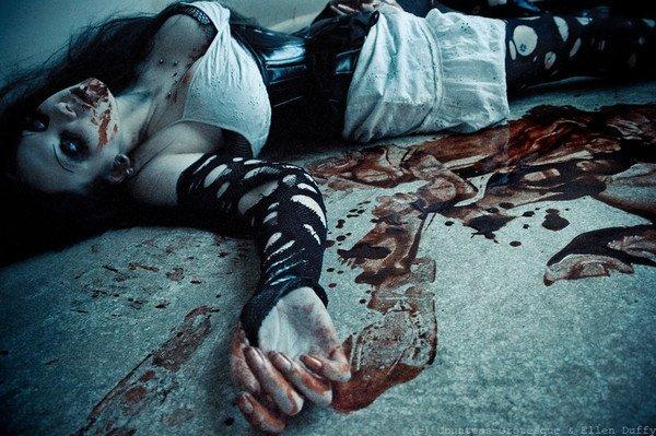 Bloody ♡♥♡ In Blood We Trust