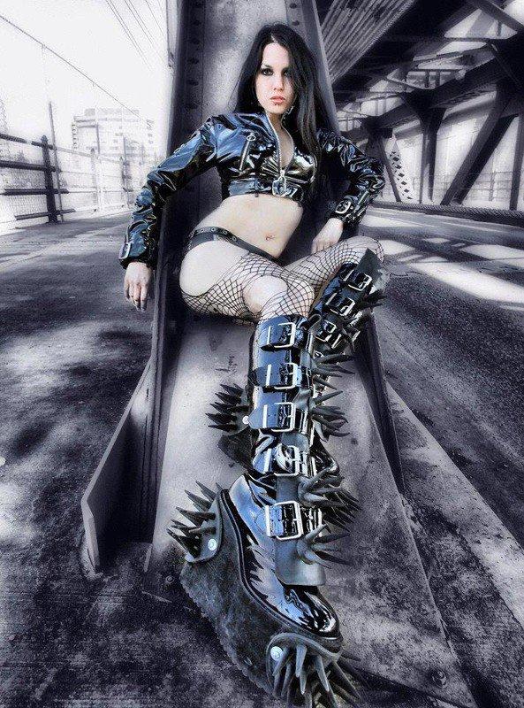 Gothique:tous genres confondus