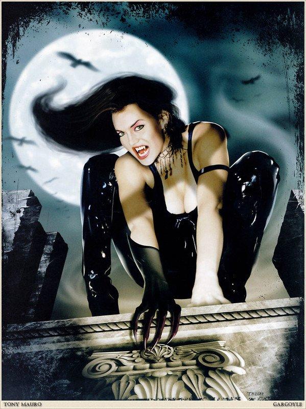 Pour ma Soeur Dark Vampire Sombre
