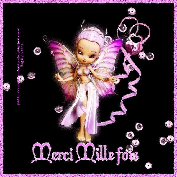 Cadeau pour mon Amie BellaD,une amie en Or