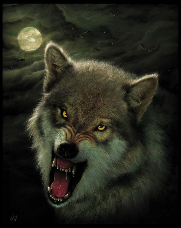Mystical Wolf Legendary