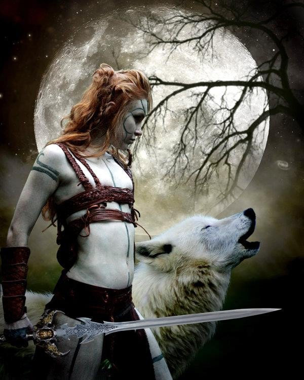Inked Warriors Beauty