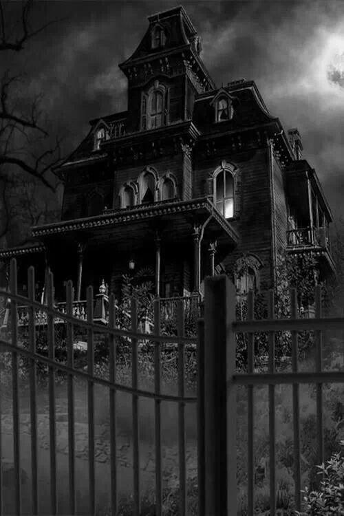 Fabulous Haunted Places