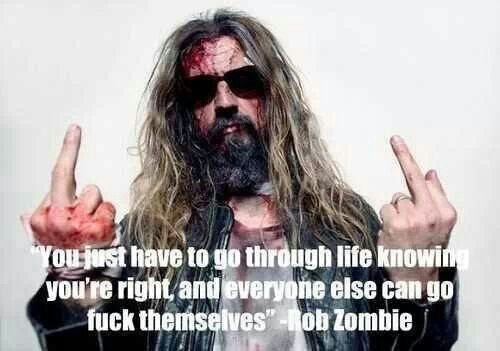 Rob Zombie <333