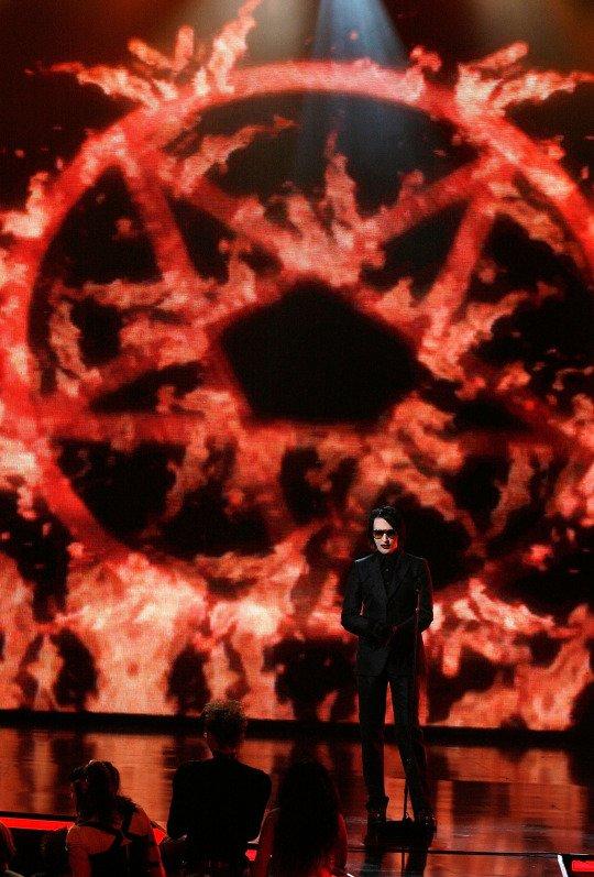 Manson & Me