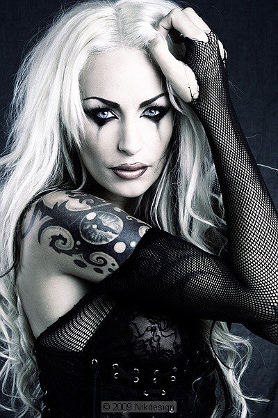 Best Inked & Goth Girls