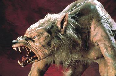 TOP5 des films  de loups-garous