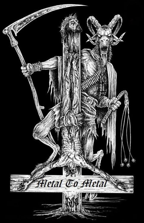 Vous ignorez tout du Satanisme,voici de quoi combler vos lacunes
