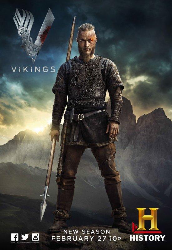 Vikings,Best show of TV