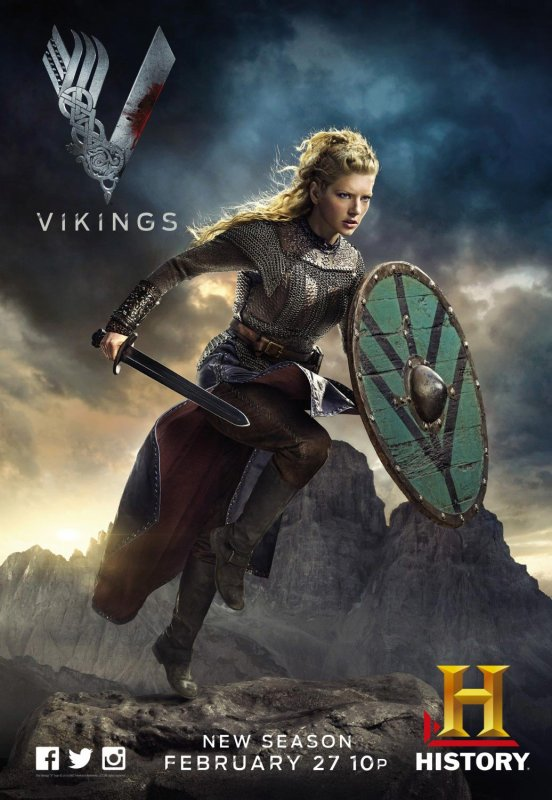 Vikings,Best show of TV