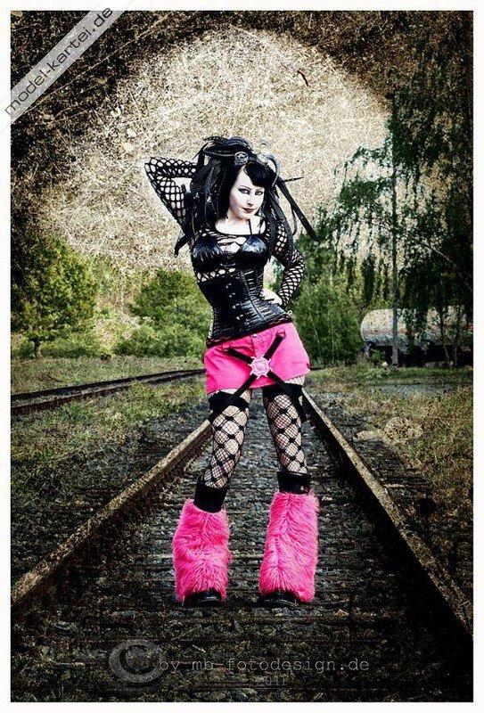 Goth Girls Gone Wild