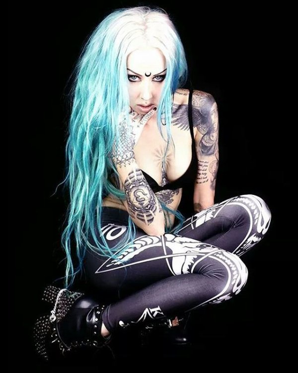 Best Inked Girls