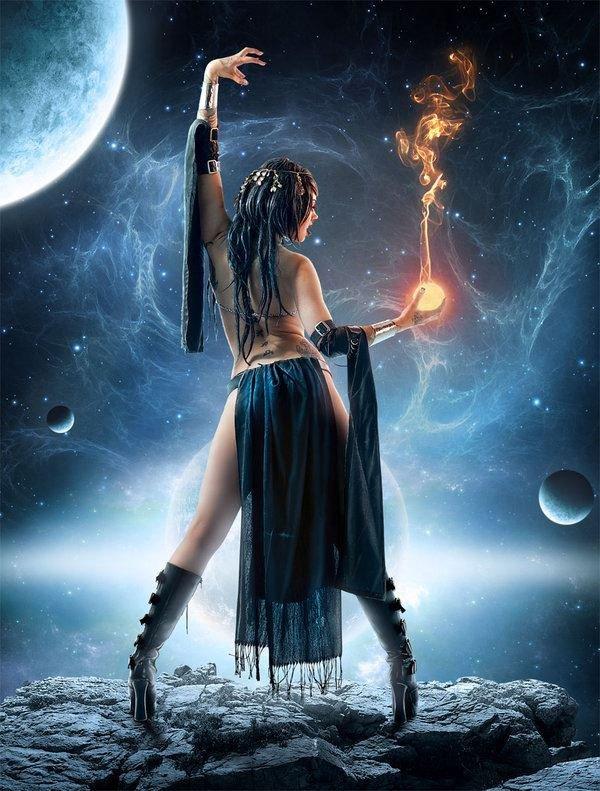 Féeric Witch's World