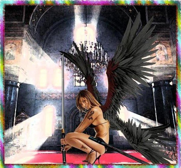 Warriors Angels