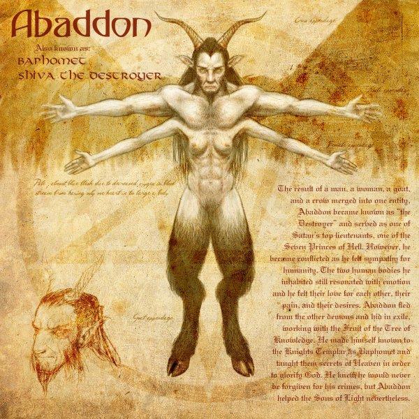 Abaddon,mon préféré
