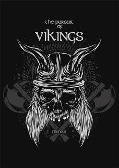 Pour tous mes frères Vikings;)