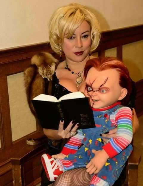 Mon Ami Chucky:)