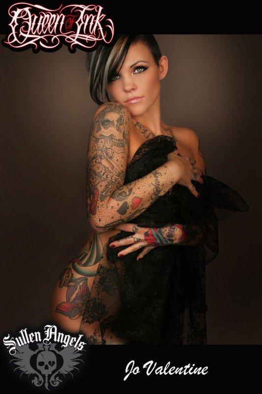 Sexy Inked Girls