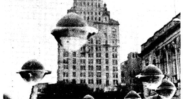 13 millions d'Archives Déclassifiées de la CIA sur les Ovnis: Les Preuves sont à votre portée