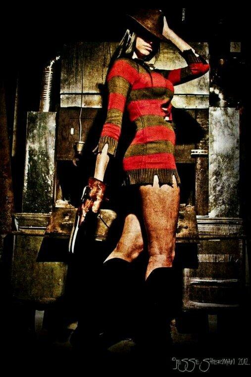 Sexy Freddy