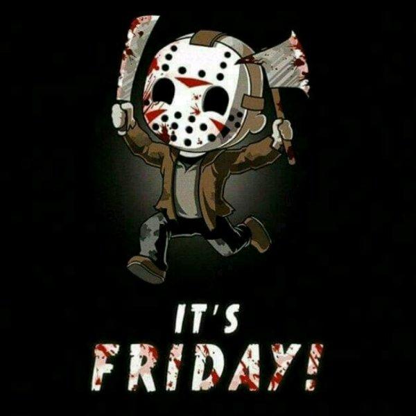 Bonne journée et bon week-end à tous :)