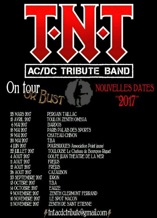 AC/DC Tribute Band