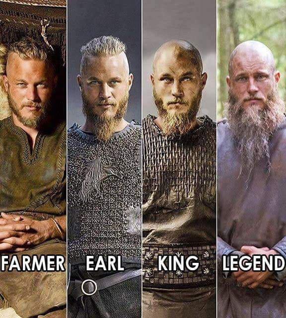 Vikings,Ou sont passés les fans sur Skyrock?