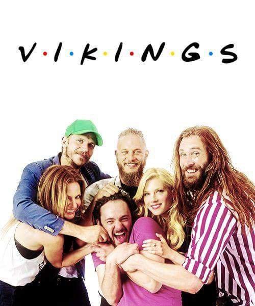 Vikings Saga,Funny Versions