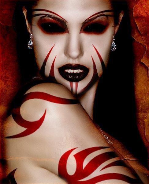 Ladies of Darkness