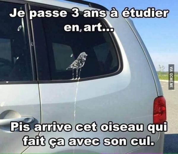 Humour de FDP ;)