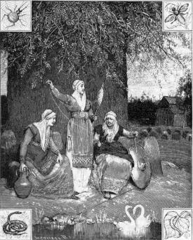 La Valkyrie,Mythes et légendes