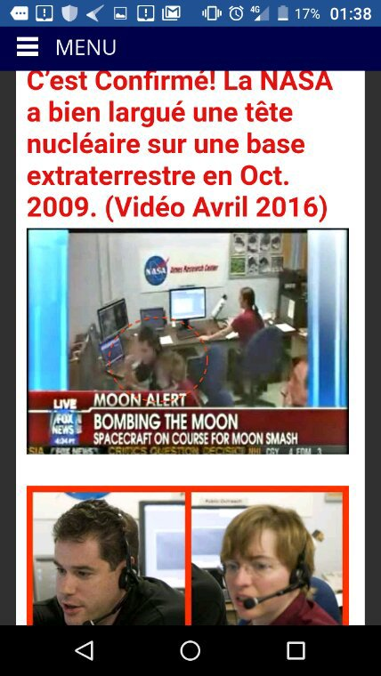 "Regardez ""NASA Bombs the Moon!"" sur YouTube"