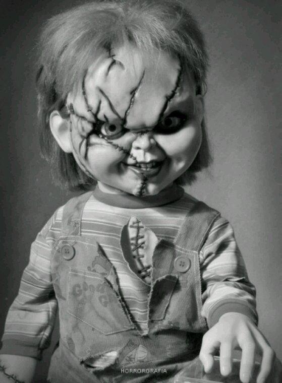 Portait de Chucky