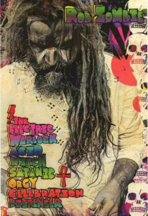 "Regarder ""The Electric Warlock Acid Witch Satanic Orgy Celebration Dispenser"" sur YouTube"