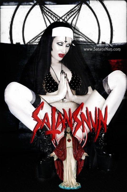 SatanSnuns,Encore plus diaboliques que les Fucking Nuns!