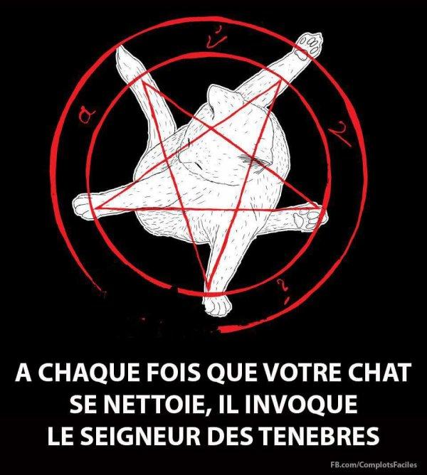 Satan aime les petits enfants!!! ahah