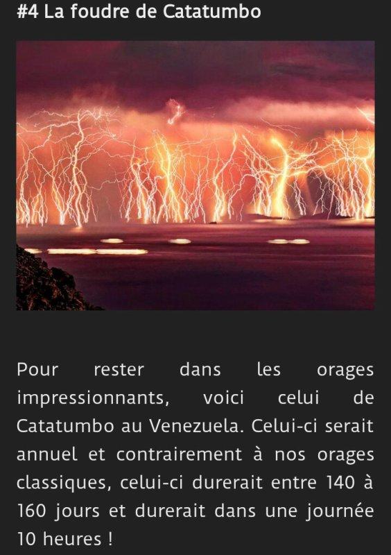 14 images hallucinantes de la nature 1e Partie
