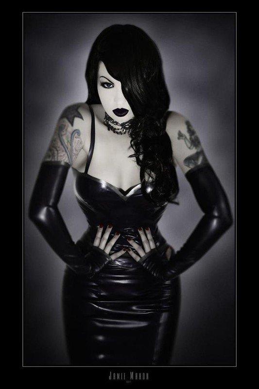 Pour mon nouvel ami Gothique Sympa:)