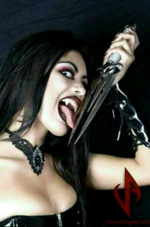 Evil Bad Girls