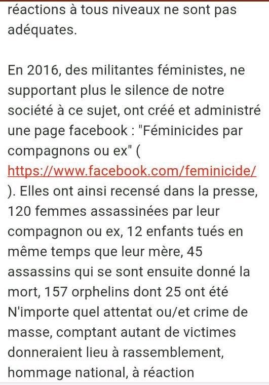 Pétition · Monsieur Emmanuel Macron,: Féminicides, un fléau silencieux qu'il faut rendre visible. Informons, Agissons! · Change.org