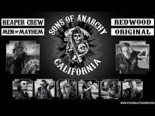 Sons of Anarchy : Les Bikers sont à l'honneur !