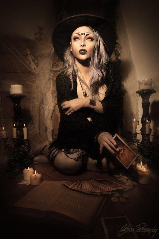 ☠♀✡🔯 Witches of Samonios Part 2 🔯✡♀☠