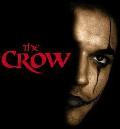 The Crow ,Hommage à un film fantastique