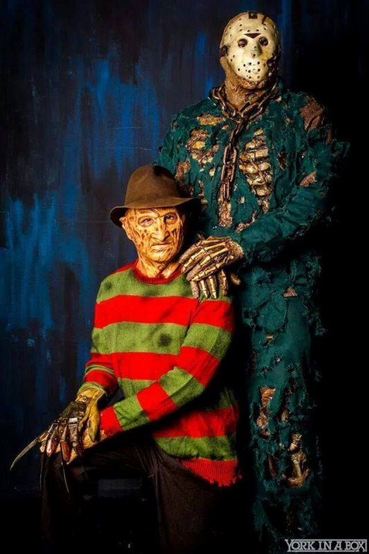 Masters of Horror ;)