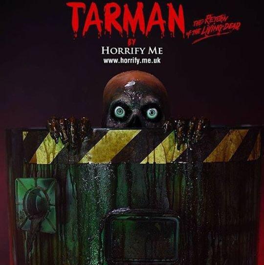 Tarman by Horrify Me