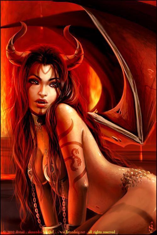 La Passion du Diable