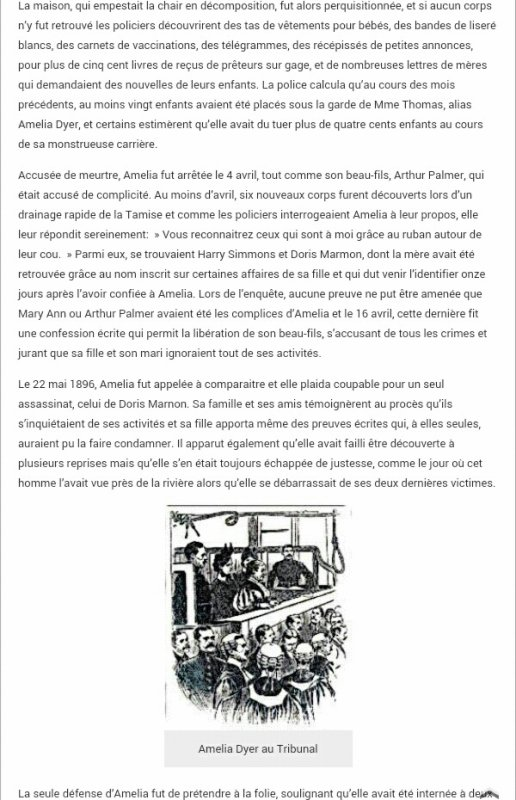 L'abominable Ogresse Victorienne (2e partie)